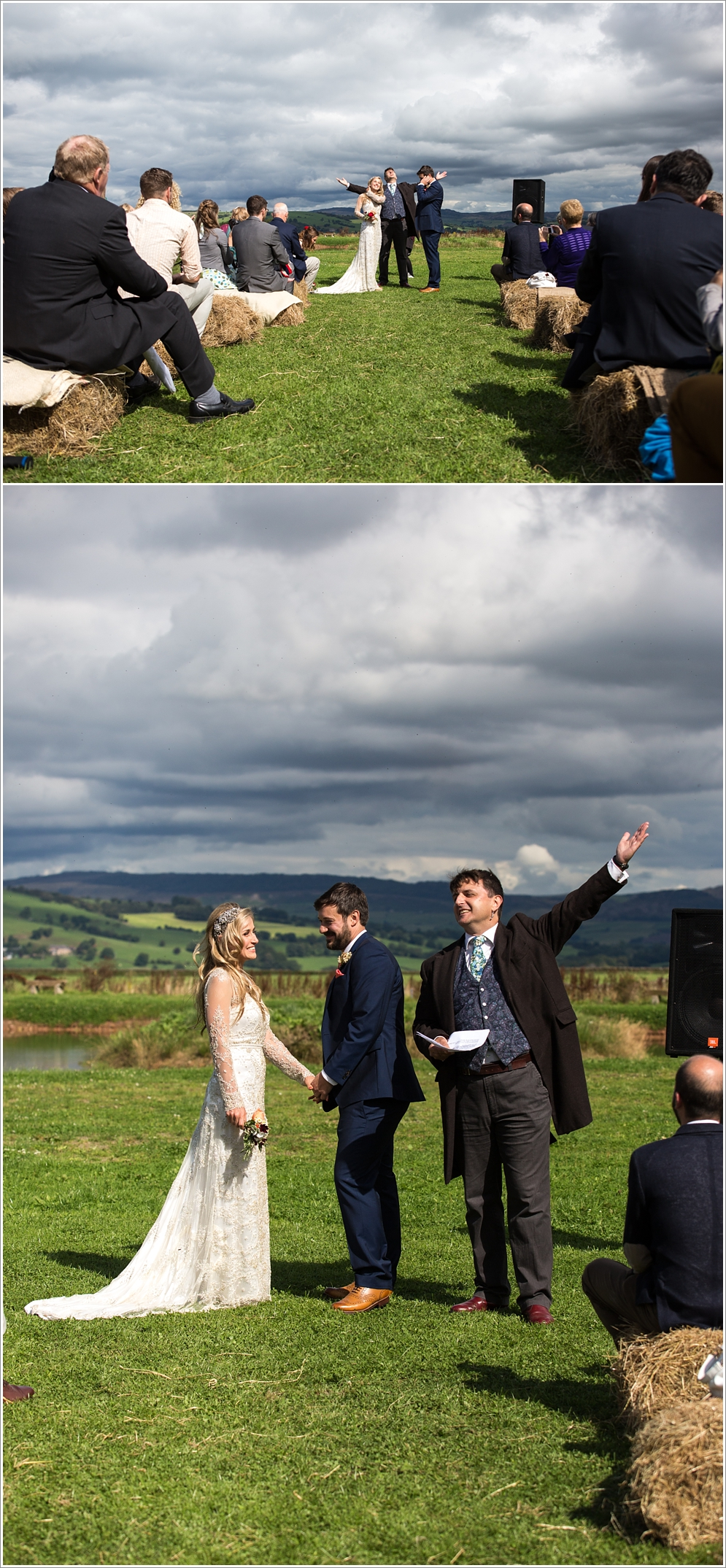rowleygate farm, wedding, leek, staffordshire